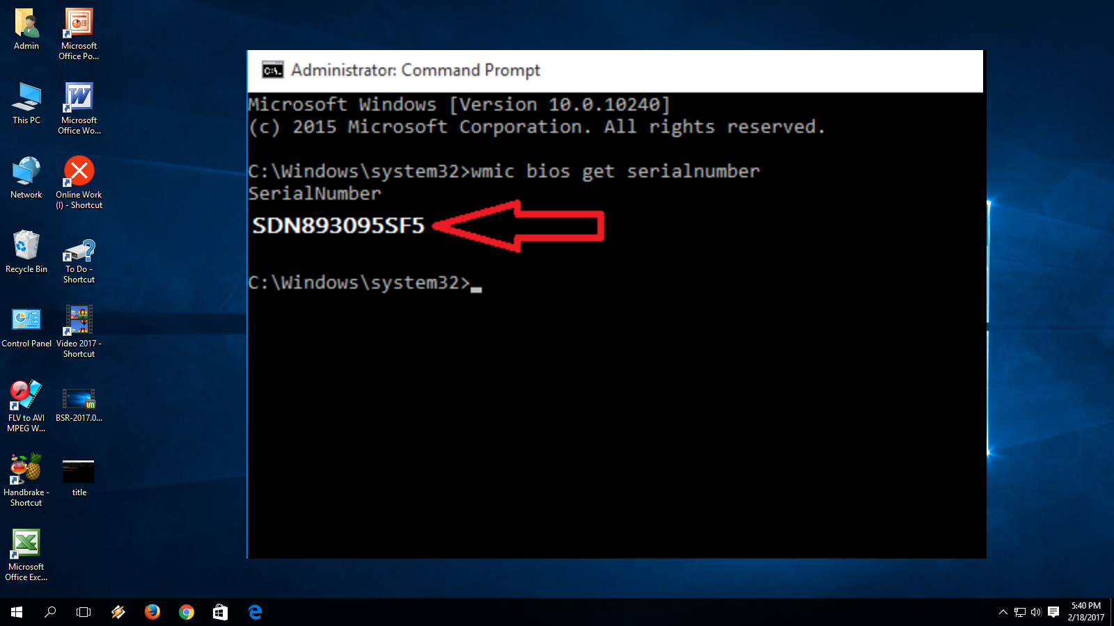 What is my Windows serial number / product ID in Windows 7 ...