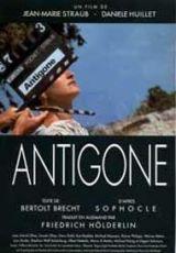 """Carátula del DVD: """"Antígona"""""""