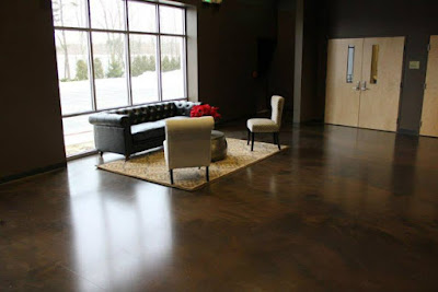 dark epoxy paint for living room floor coating