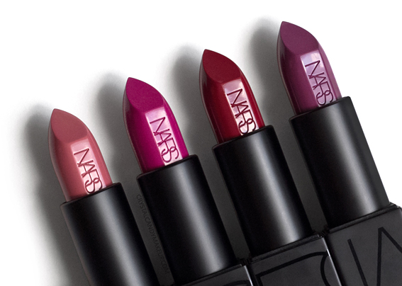 NARS Audacious Collection Fall 2016 Review Photos Lipstick Apoline Kate Stefania Shirley