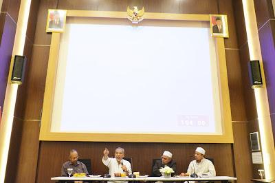 Seminar Pasca Sarjana Datangkan Narasumber dari Negri Jiran Malaysia