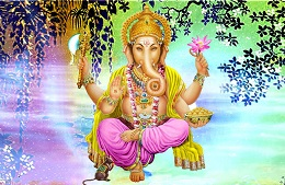 Happy Vinayaka Chavithi latest images and background   pictures-2017