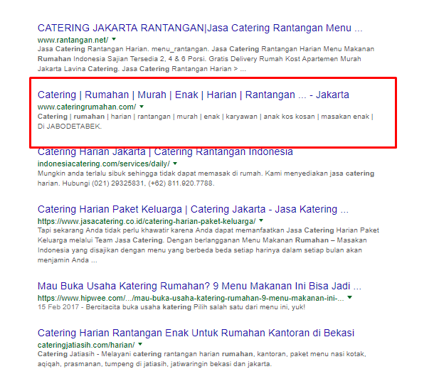 Cara membuat title website/Blogspot agar seo friendly
