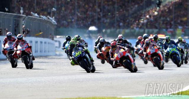 Hasil FP1 MotoGP Inggris 2018