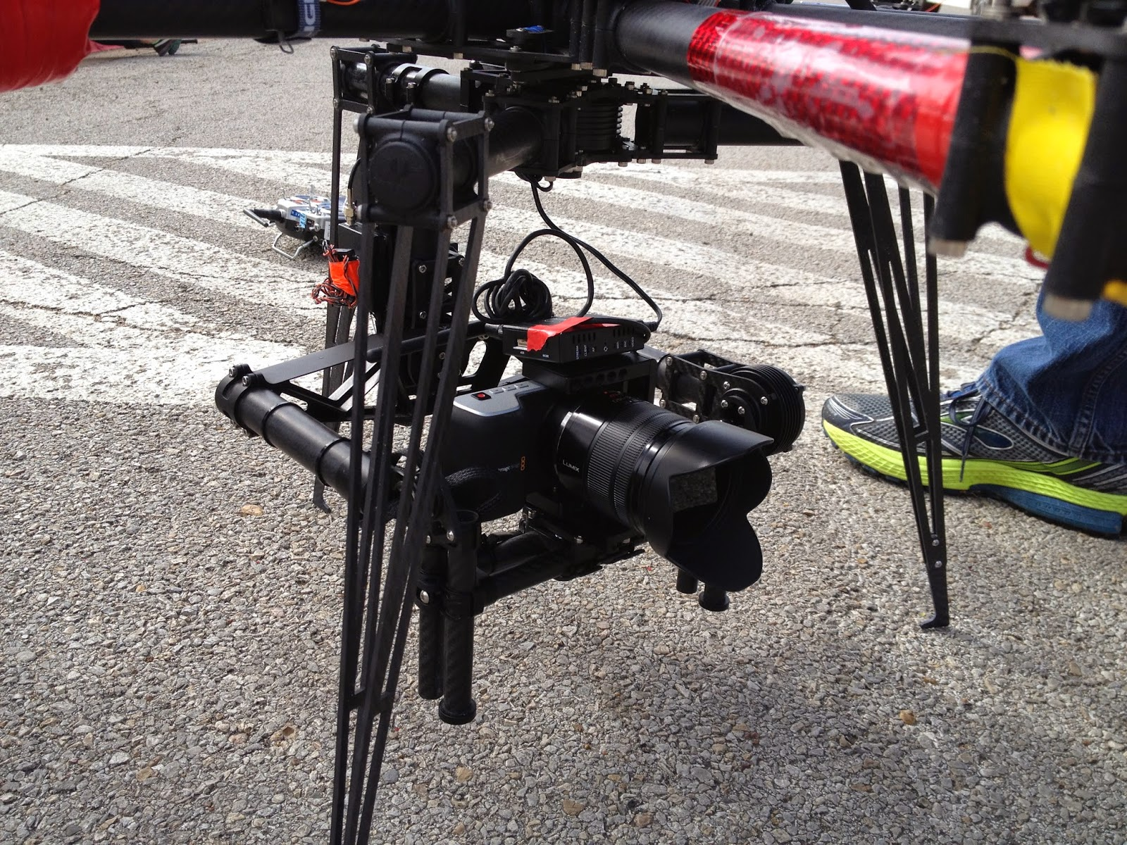 Behind The Looking Glass: Blackmagic Cinema Camera 2 5K on