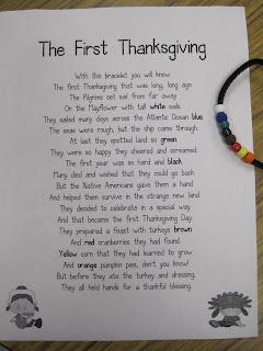 Thanksgiving day essay