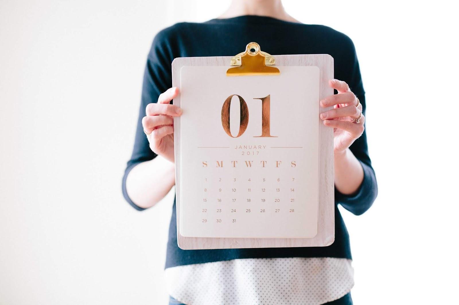 nowy rok, 9 rzeczy do zrobienia, styczeń, blog, lifestyle