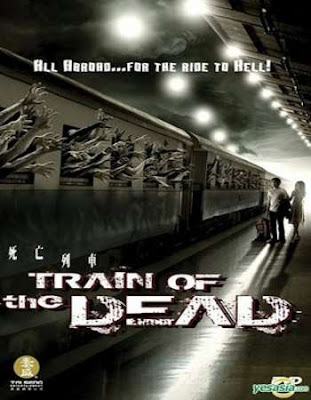 Poster Of Train of the Dead In Dual Audio Hindi Thai 300MB Compressed Small Size Pc Movie Free Download Only At worldfree4u.com