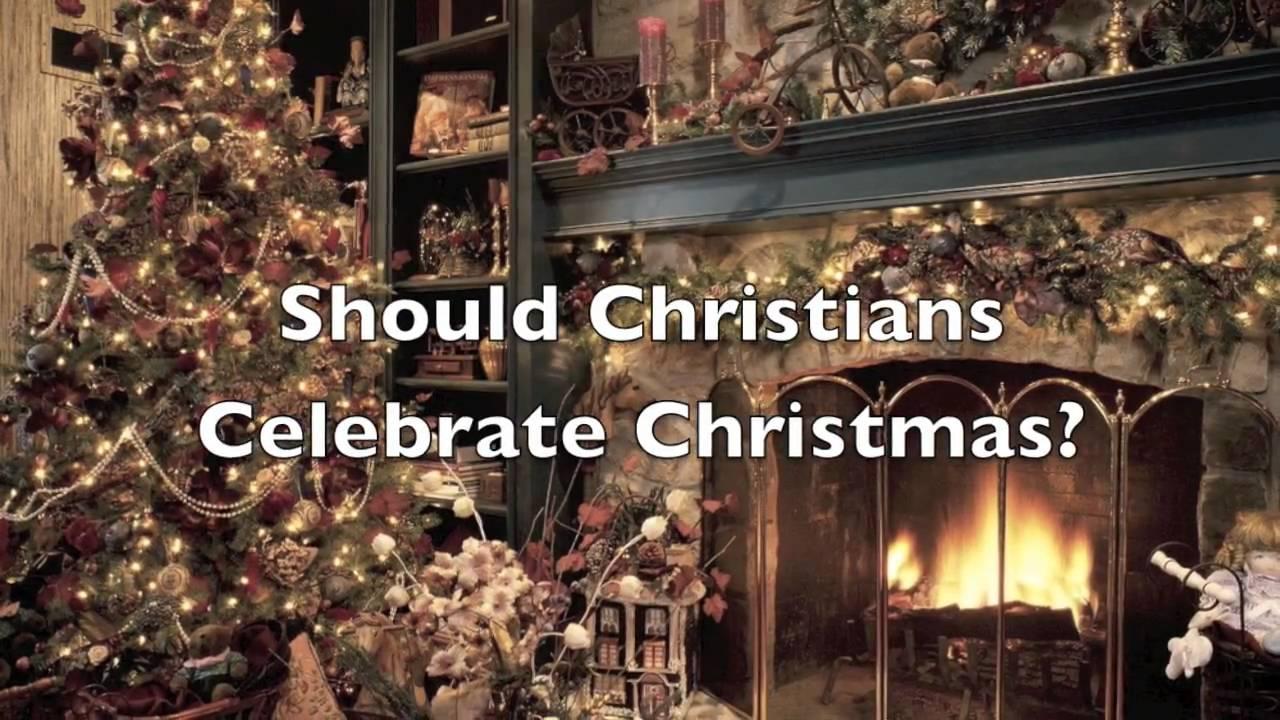 parablesblog: Should Christians Celebrate Christmas?