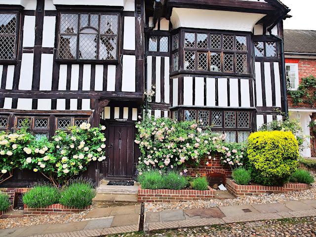 Hartshorn House in Rye
