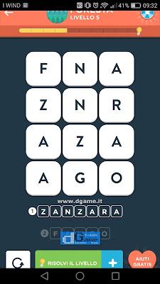 WordBrain 2 soluzioni: Categoria Foresta (3X4) Livello 5