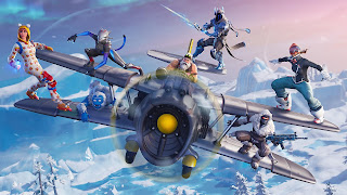 Fortnite Air Royale Wallpapers | Background Images