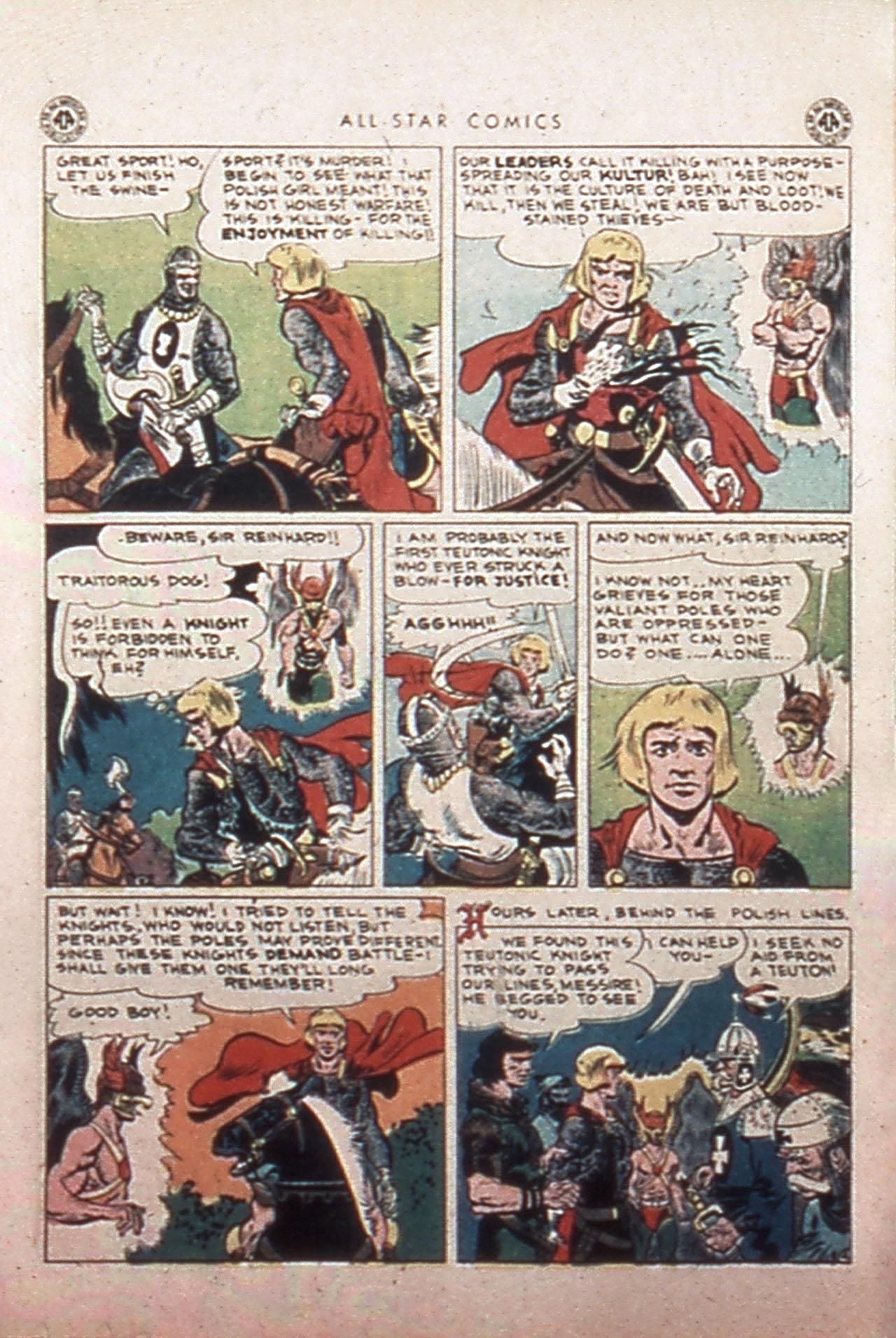 Read online All-Star Comics comic -  Issue #24 - 11