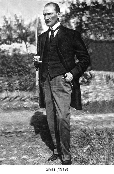 Atatürk Sivas 1919 Fotoğraf