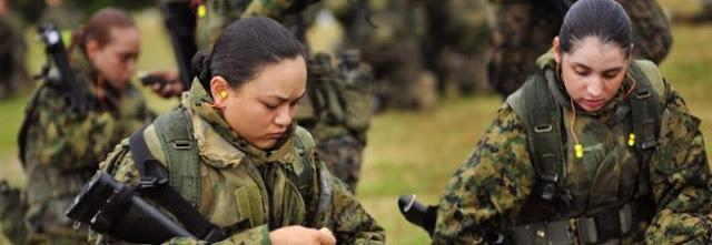Estados Unidos investigam vazamento de fotos de fuzileiras navais nuas