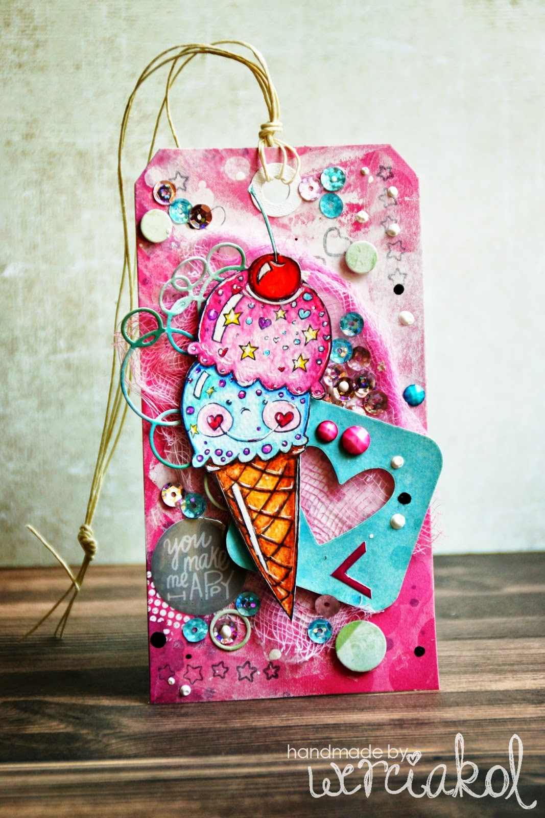 Sumer time:D + FREEBIES ice cream DIGISTAMPS