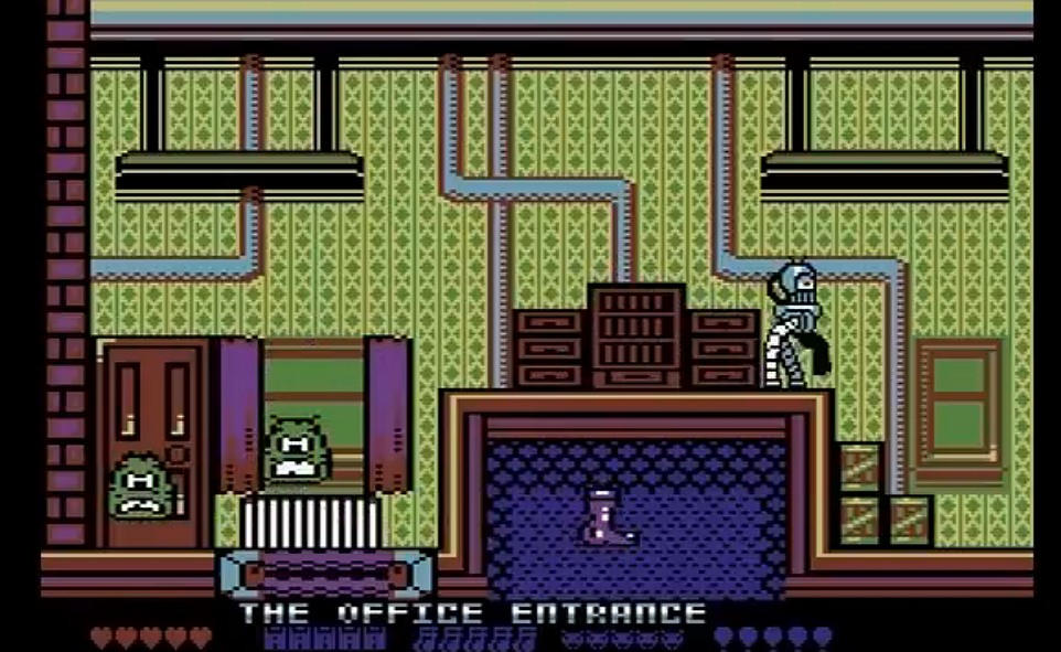 Indie Retro News: Sizzler - Upcoming C64 game by Argus