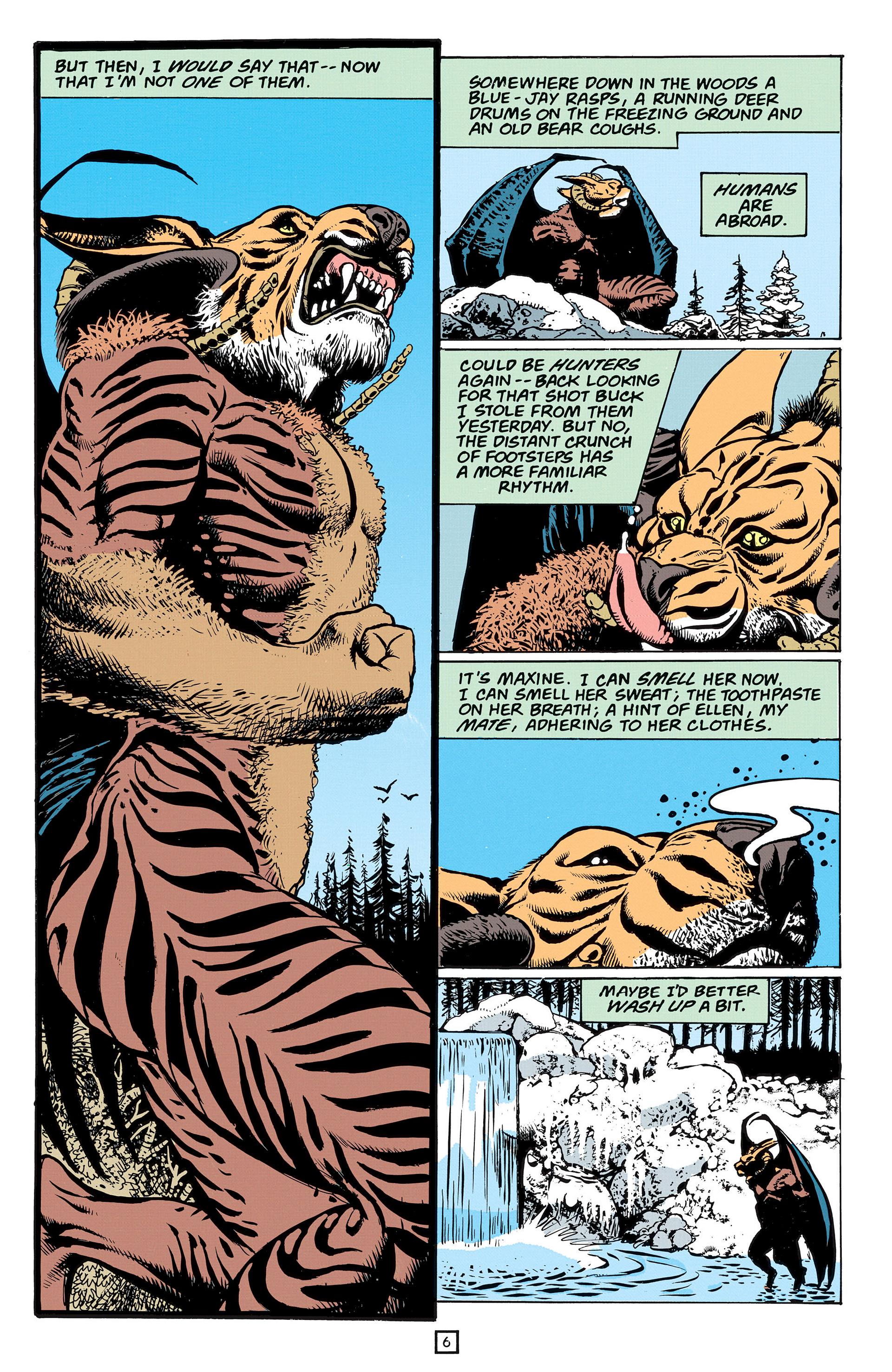 Read online Animal Man (1988) comic -  Issue #56 - 7