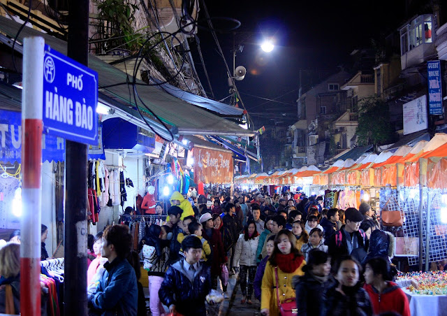 Five most popular markets in Hanoi 2