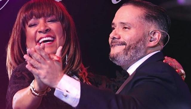 Pavel Núñez debuta en merengue con Milly Quezada