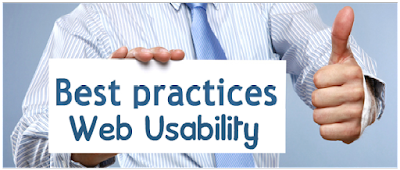 web usability best practice linee guida