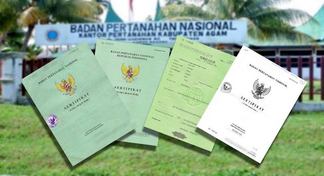 SHARE!!! Mulai Sekarang Biaya Mengurus Sertifikat Tanah Hanya Rp 50.000. Inilah Penjelasannya.