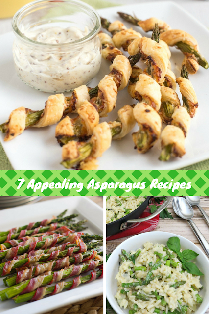 Appealing Asparagus Recipes