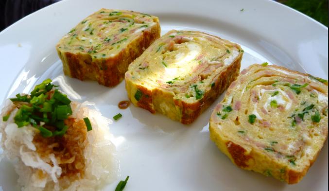 Tamagoyaki Ala Masakan Jempol Delicious Mabuti