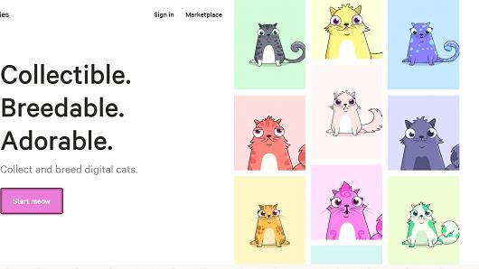 If you don't understand blockchain, maybe these cats can explain it to you