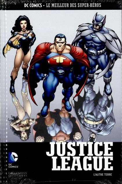 JUSTICE LEAGUE L AUTRE TERRE (DC COMICS LE MEILLEUR DES SUPER-HEROS TOME 29  CHEZ EAGLEMOSS) 15bbf8f3565d