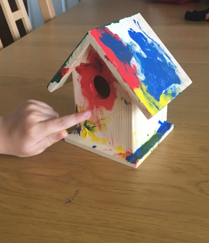 BoxWild-Children's-Big-Bird-Gift-Box-Review-finished-bird-box