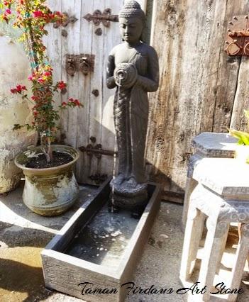 air mancur fountain dan aksesoris taman