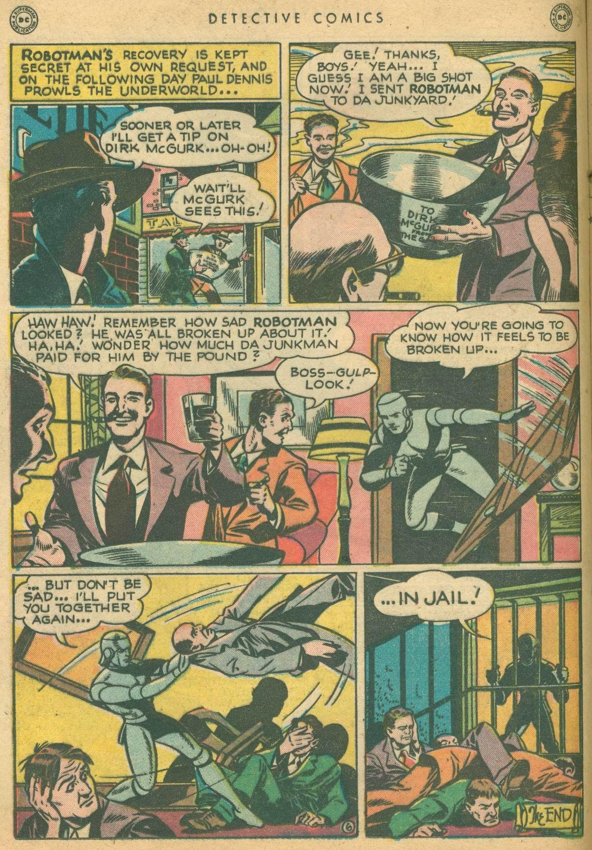 Detective Comics (1937) 138 Page 21
