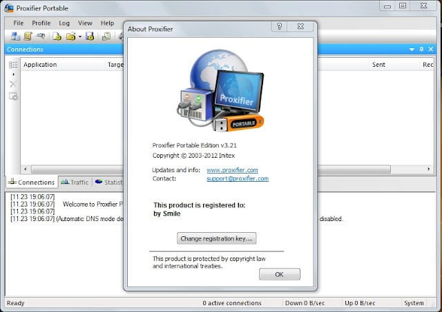 Download Proxifier 3.21 Full + serial  work 2015
