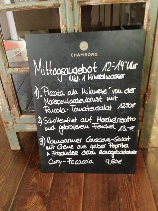 Bushcooks Kitchen Charmantes Foodpairing Im Rotkehlchen In Munster