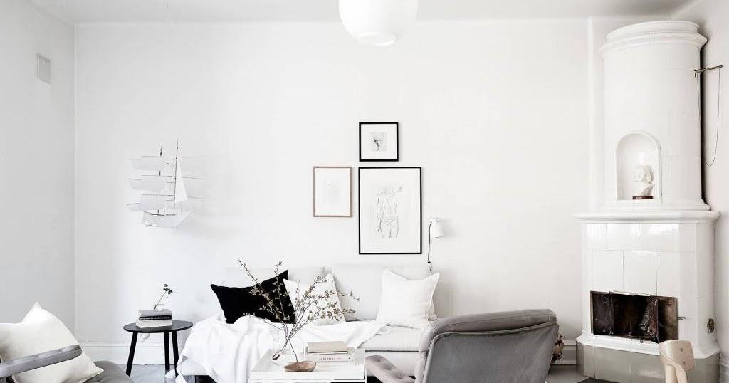 Blanco puro con toques de madera natural alquimia deco - Alquimia deco ...