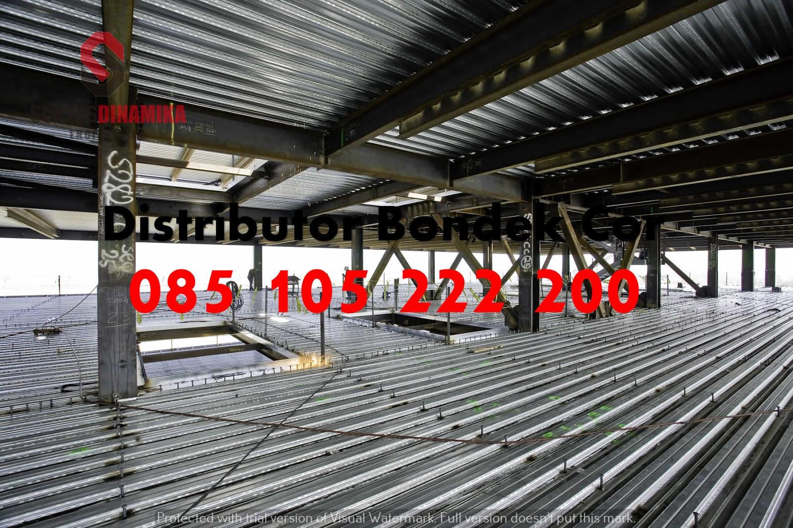 harga baja ringan kencana semarang pengadaan floordeck bondek di mojokerto   081-330-690-081