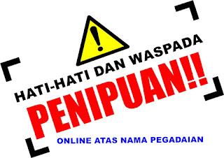 Waspada Modus Penipuan Lelang Barang Online Depok Netizen