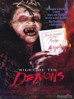 Đêm của quỷ dữ (Lâu đài ma quái)