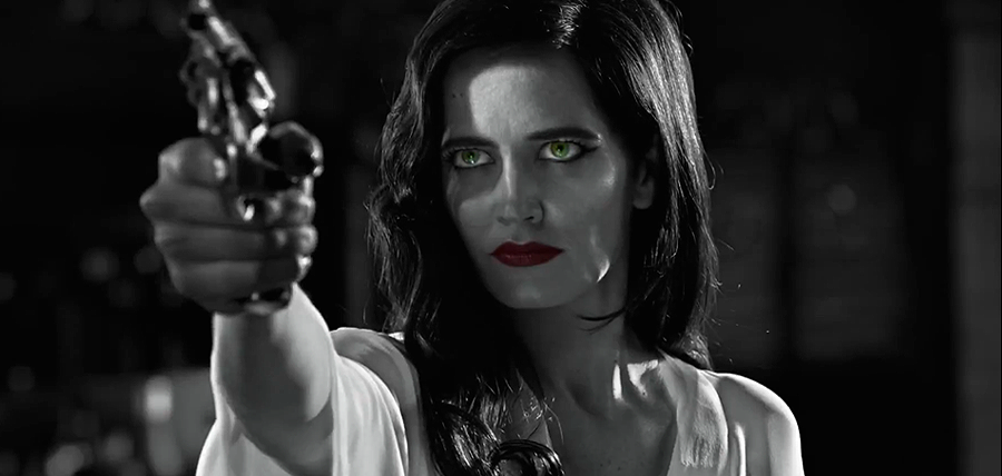 Trailer Nou SIN CITY 2: A DAME TO KILL FOR - Eva Green este Ava Lord