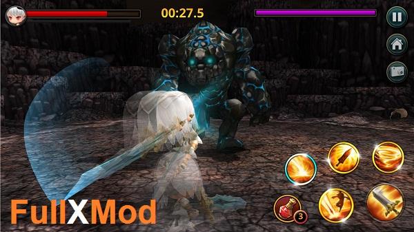Demong Hunter 3 Mod APK Terbaru
