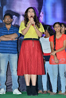 Mehreen Kaur Stills At Jaawan Movie Promotions At Chaitanya Mahila College 10.jpg