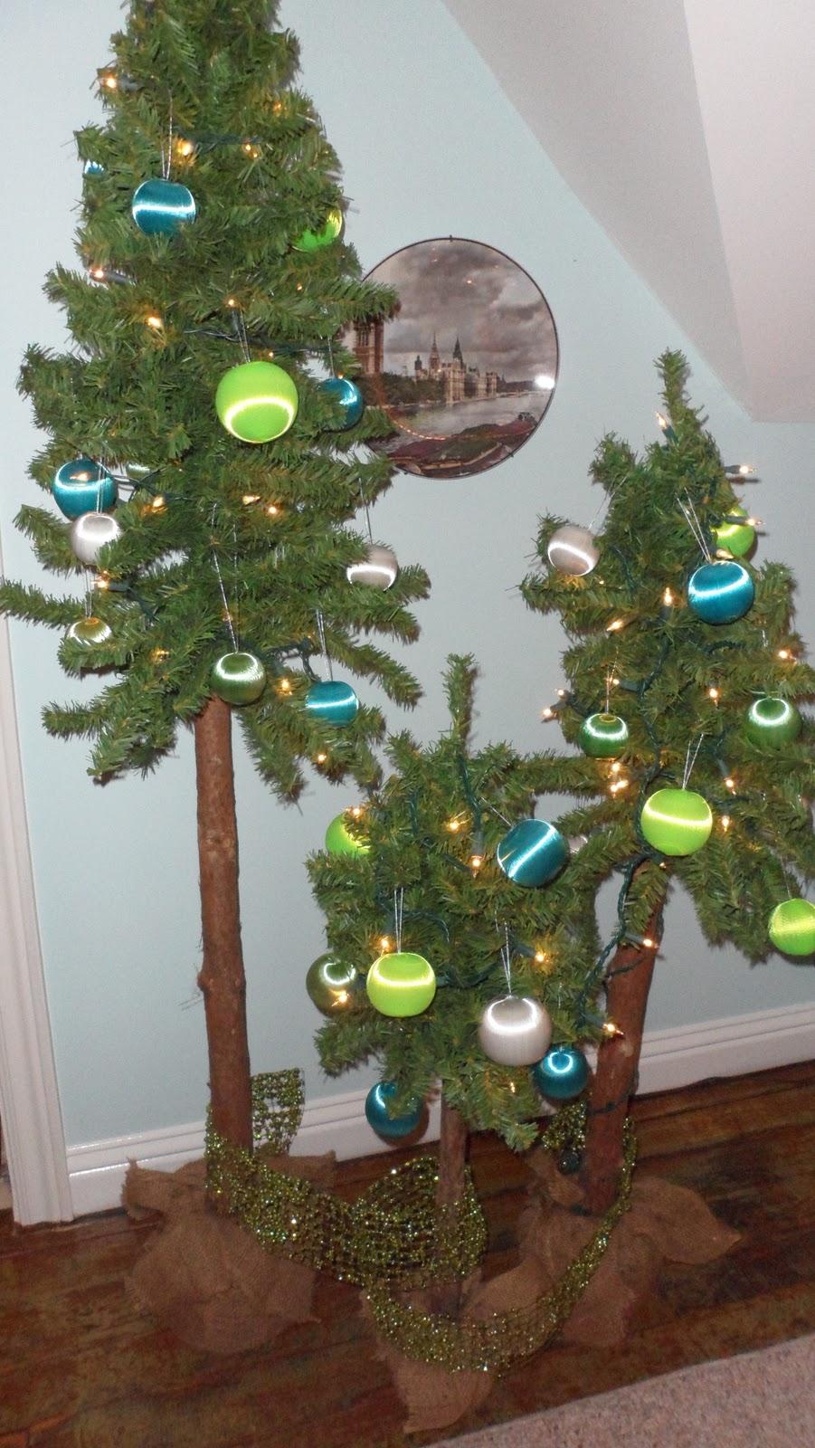 Junk Situation Christmas Trees