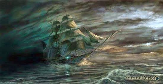 O Navio 'fantasma' Mary Celeste e seu mistério nunca desvendado