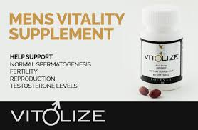 Mentaining a healthy prostate (Vitolize)