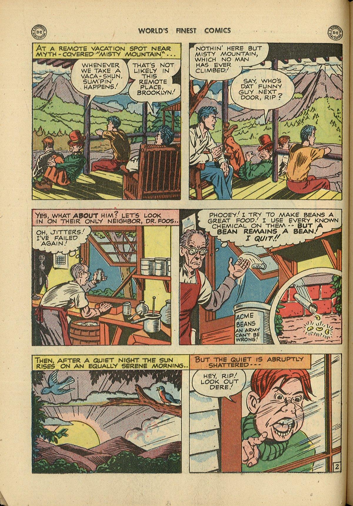 Read online World's Finest Comics comic -  Issue #26 - 26