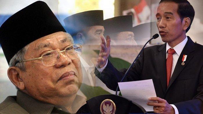 Prabowo Akan Tawari Jokowi dan Kiai Ma'ruf Jabatan Ini, Jika Jadi Presiden