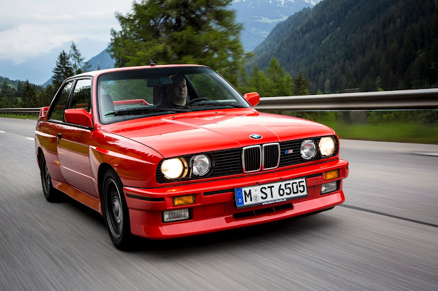 P90233578 highRes 30 χρόνια με BMW M3 – η ιστορία ενός εμβληματικού μοντέλου (Photos)