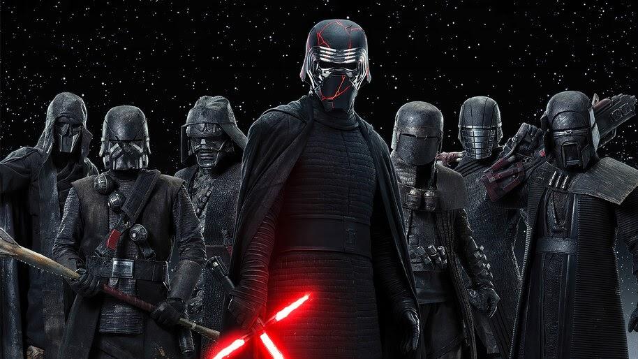 Knights Of Ren Star Wars The Rise Of Skywalker 4k Wallpaper 7 575