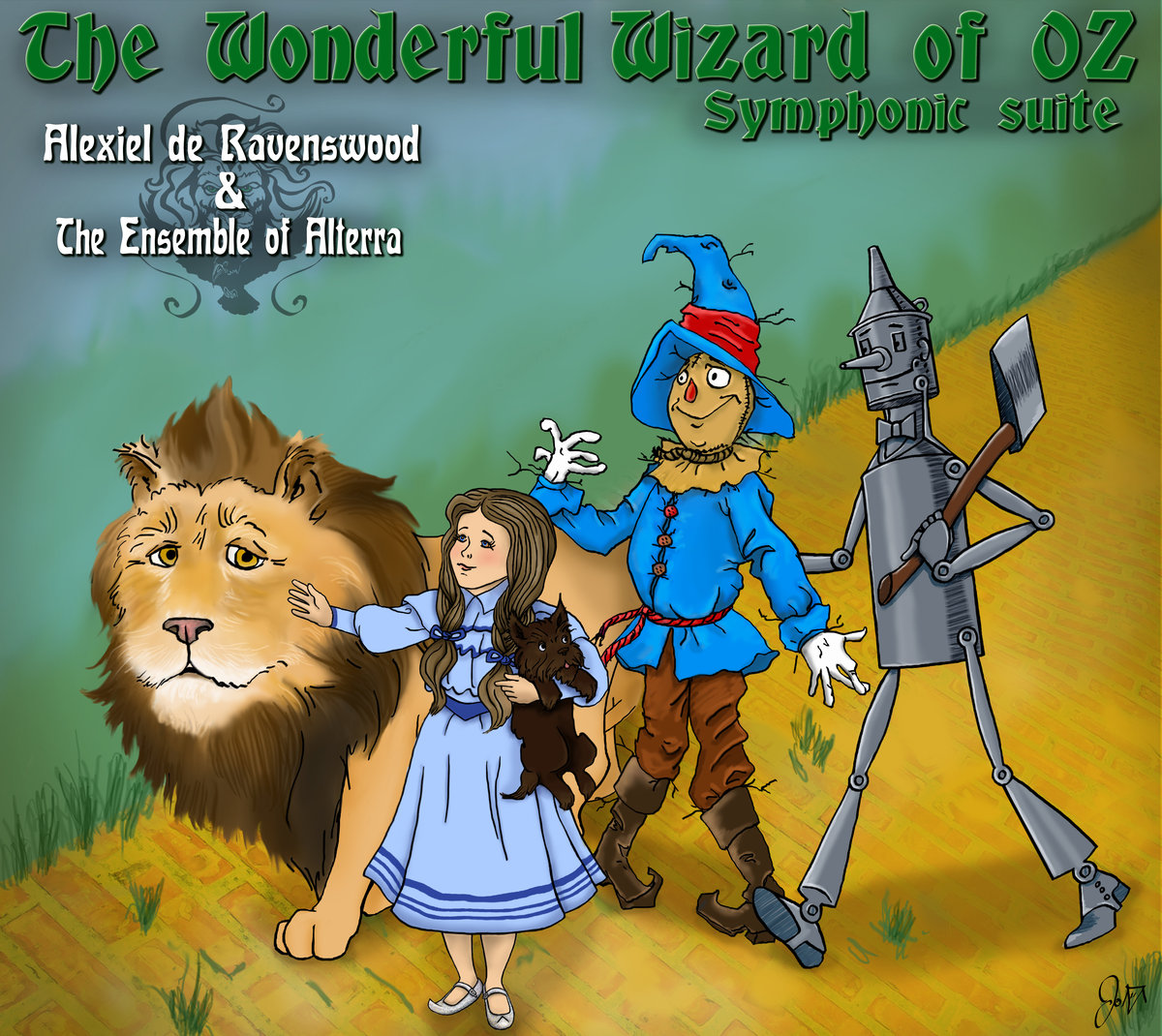 wonderful wizard of oz After clashing over royalties from a popular 1902 musical production called the wizard of oz (the first time wonderful was deleted from the title), the men parted ways.